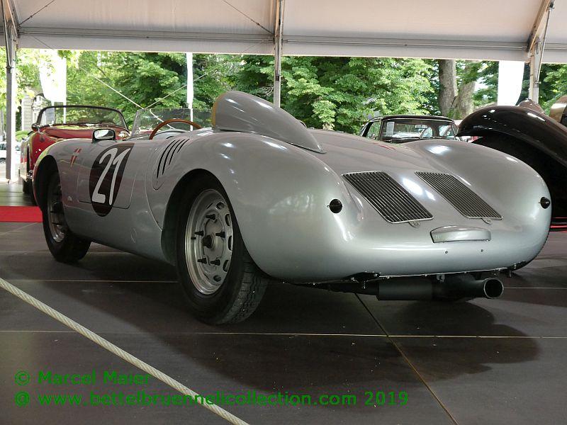 Porsche 550A Spyder 1957, by Wendler