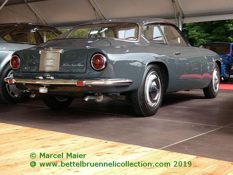Lancia Flaminia Super Sport 3C 2.8 1966, by Zagato