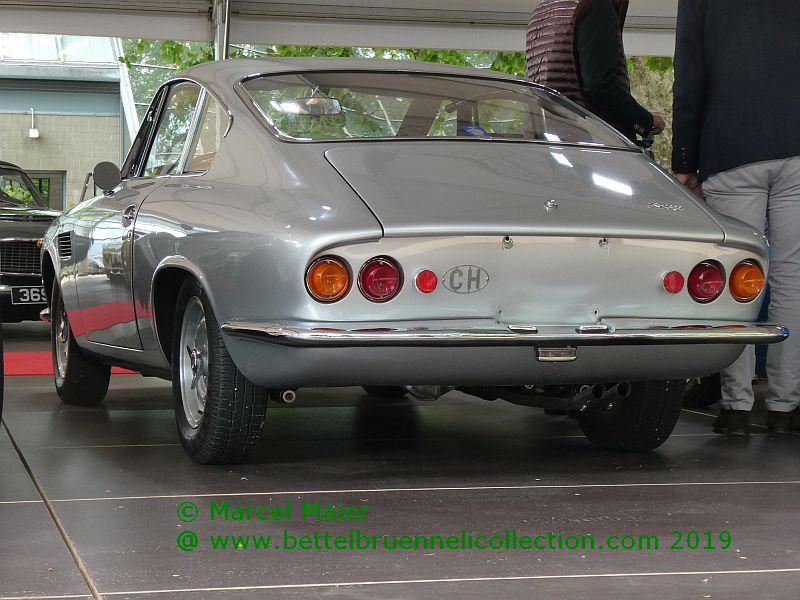ASA 1000 GT Coupé 1965, by Bertone