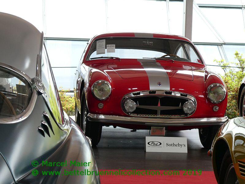 Maserati A6G/Zagato Berlinetta 1955, by Zagato