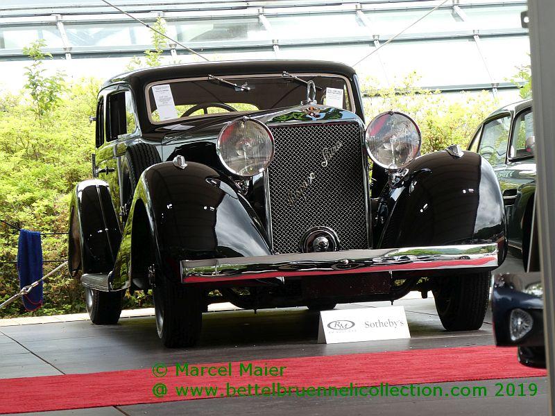 Hispano-Suiza T56 Berline 1933, by Fiol