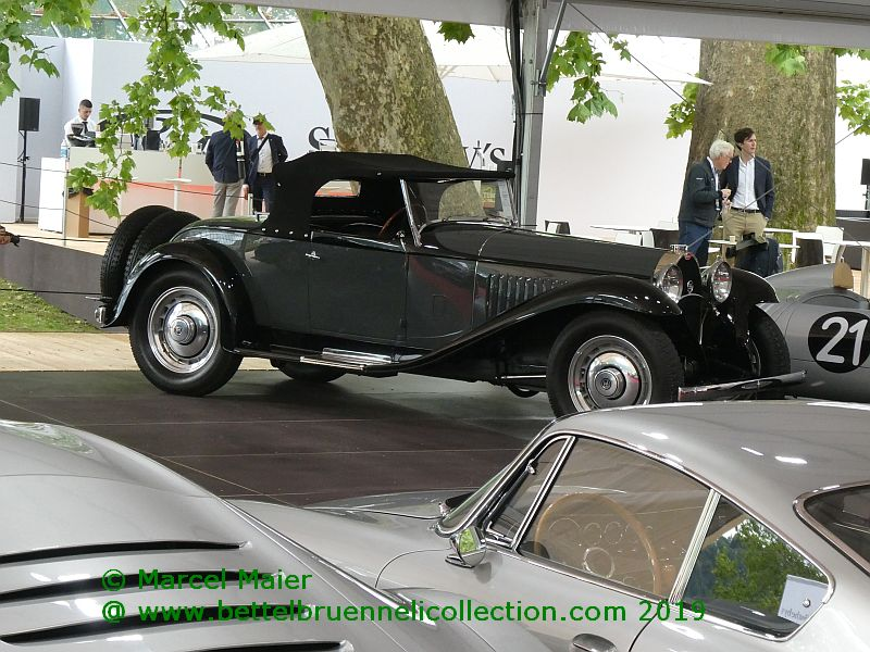 Bugatti Type 50 Roadster 1931