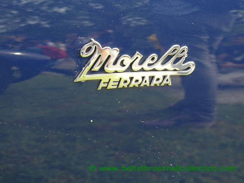 Markenemblem der Carrozzeria Morelli