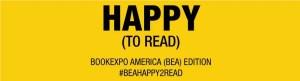 Happy to Read BEA 2014