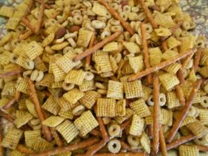 crunchy italian mix on mid-week mixers