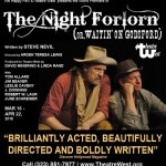 "Jim Beaver (SUPERNATURAL) and Leslie Caveny (2005 Emmy Winner) star in ""THE NIGHT FORLORN"""