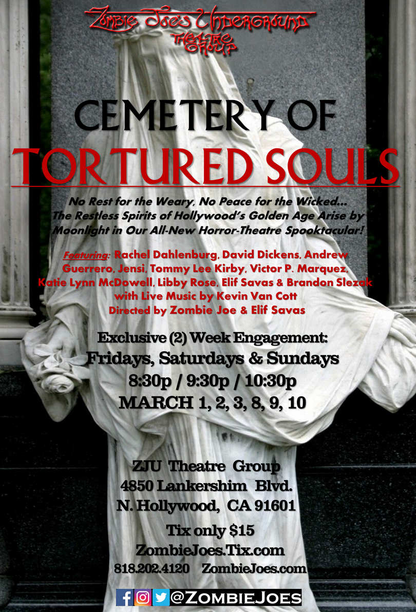 Cemetery of Tortured Souls