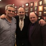 "Ashton's Audio Interview: Jason Alexander - George Costanza in the television series Seinfeld and the cast of ""The Joy Wheel"" at Ruskin Group Theatre"