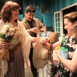 "Audio Interview: The cast of ""The Country House"" at Little Fish Theatre"