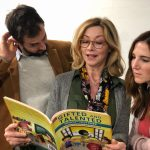 "Ashton's Audio Interview: Sharon Lawrence - Sylvia Costas Sipowicz in the ABC drama series NYPD Blue stars in ""A Kid Like Jake"" at the Pasadena Playhouse"