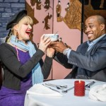 Haile D'Alan stars in The Art of Dining