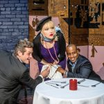 Ashton's Audio Interview: Haile D'Alan stars in THE ART OF DINING at the Gloria Gifford Conservatory