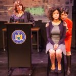 "Audio Interview: The Cast of ""Law and Order: the Musical!"" at Broadwater Second Stage Theater"