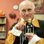 Ashton's Audio Interview: Armin Shimerman (Quark from 'Star Trek: Deep Space Nine') the director of 'Measure for Measure'