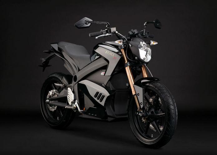 Zero FX Stealthfighter Motorcycle1