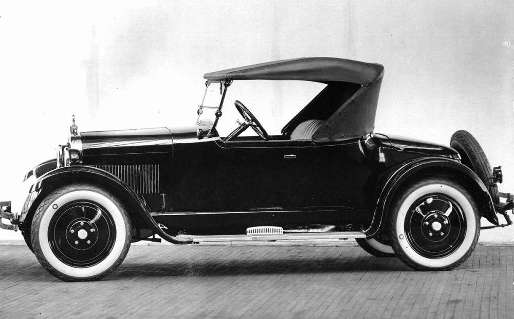 roadster Dodge