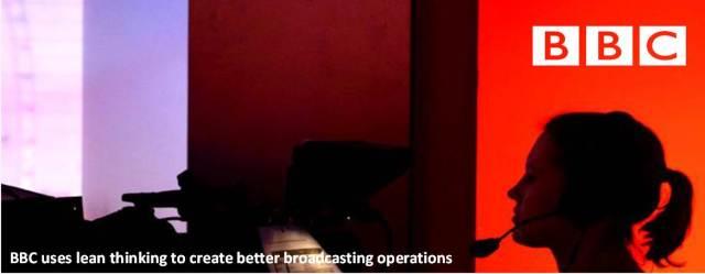 Lean broadcasting_BBC Spark_