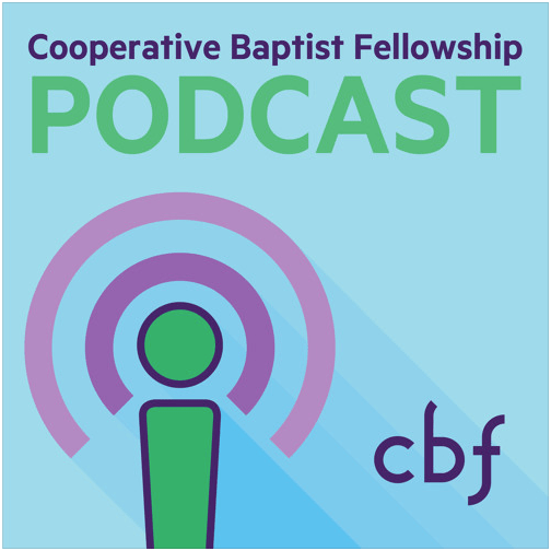 Author Melvin Bray on the Cooperative Baptist Fellowship Podcast