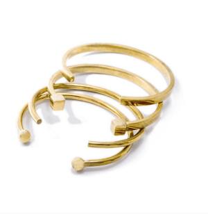 summer fashion: Cuff Bracelet by Soko