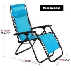 Chair Cba Steel High Back Chairs For Living Room Heavy Duty Zero Gravity Textilene Deluxe Extra Large