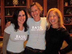 Larchmont, NY BA50 launch party