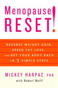 Menopause Reset Book