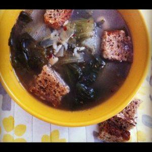 Esarole Soup Recipe