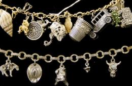 Mom's Jewelry - Charm Bracelet