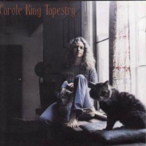 music carole king album cover 70's music