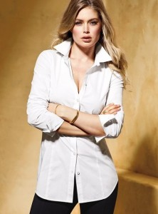 Victoria Secret White Blouse