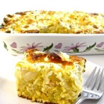 Skinny Kitchen Decadent Cornbread Casserole