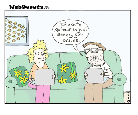 online dating and the long term