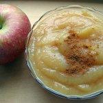 Applesauce Squares
