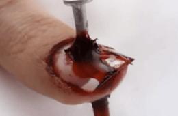 Halloween Nails video