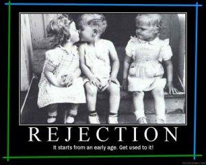 rejection sucks
