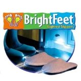 bright feet slippers