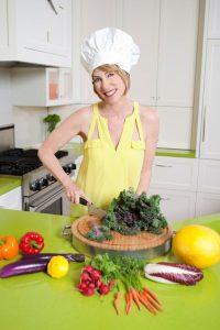 Ellen Dolgen -Cooking Healthy