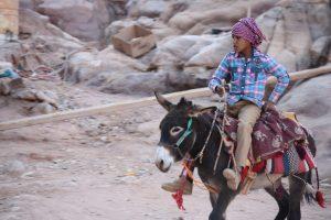 Bedouin Boy in Petra