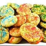 Low-Fat Sugar Cookies