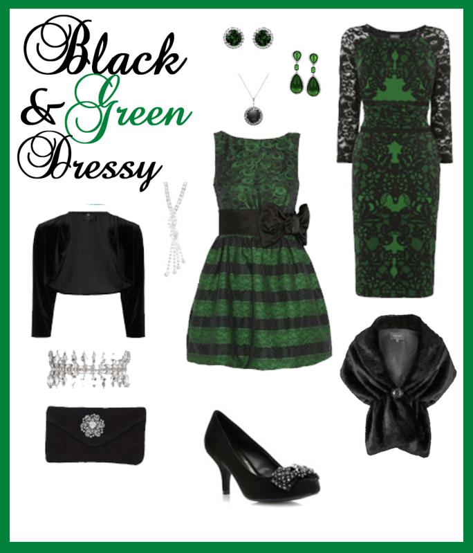 dressy fashion for the holidays