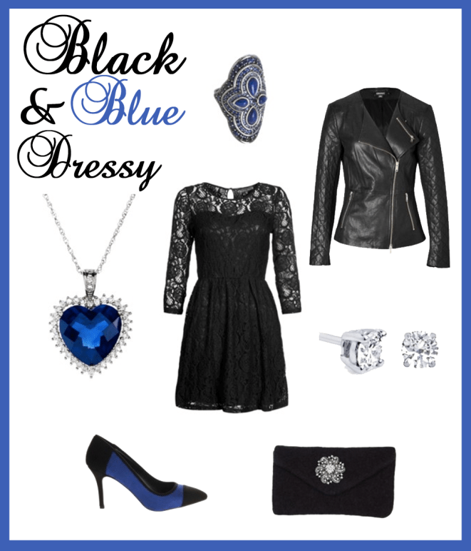 blackandblue-dressy