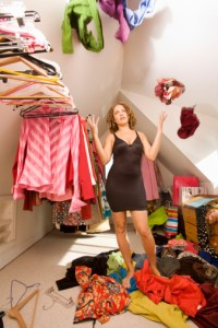 take control of your closet