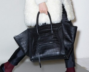 Celine-Pre-Fall-2011-Crocodile-Luggage-Tote