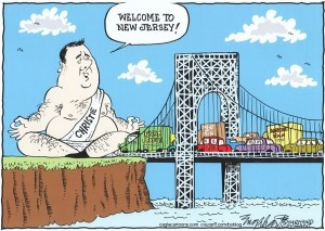 chris christie scandal