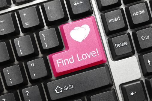online dating and love
