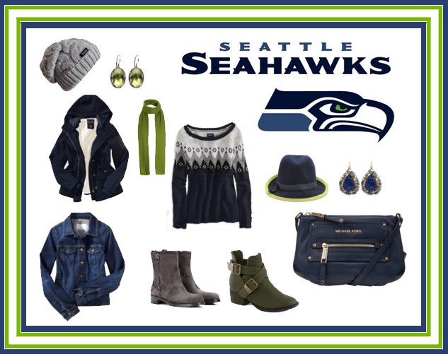 seahawks gal fashion