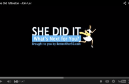 she did it video intro
