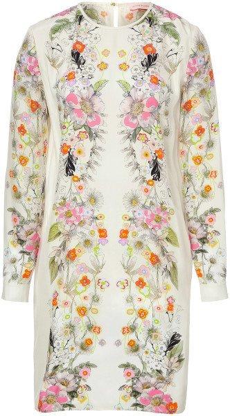 Matthew Williamson Silk Dress $1,005 at StyleBop.com