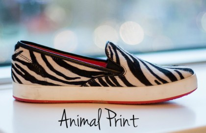 Zebra stripe kickers