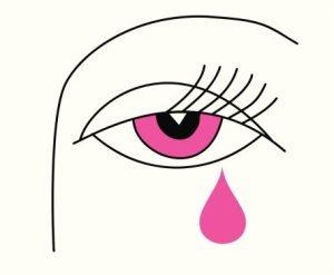 A tear jerking goodbye